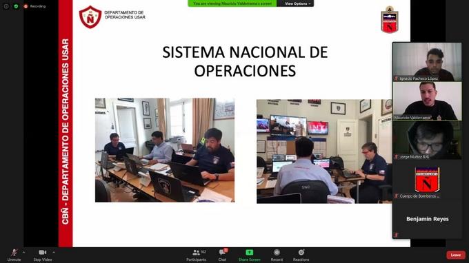 INTERESANTE ACADEMIA DE BRIGADAS JUVENILES Y GRUPO...